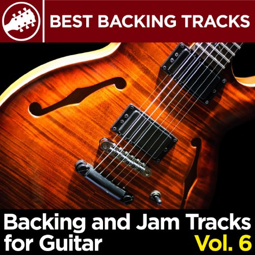 Backing and Jam Tracks for Guitar, Vol. 6