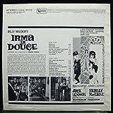 Andre Previn Soundtrack Irma La Douce vinyl record