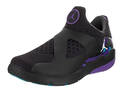 4715da791134db Image Unavailable. Image not available for. Color  Jordan Men s Trainer  Essential Running Shoe Black White-Varsity Purple-Aquatone 9