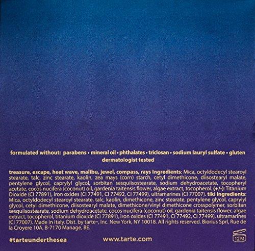 Tarte Rainforest of the Sea Vol. III Eyeshadow Palette Limited Edition