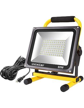 4bd9a0dcb00 Ustellar 5500LM 55W LED Work Light (400W Equivalent)