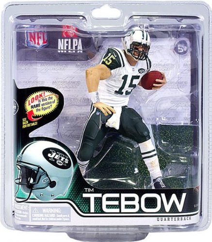 McFarlane Toys NFL Series 31: Tim Tebow 2 Action Figure