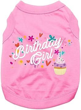 Amazon.com: Baxter Boo – Camiseta para perro de cumpleaños ...
