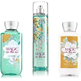 Bath & Body Works ~ Signature Collection ~ Winter 2016 ~ Magic in the Air ~