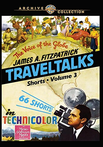 FitzPatrick Traveltalks: Volume 3