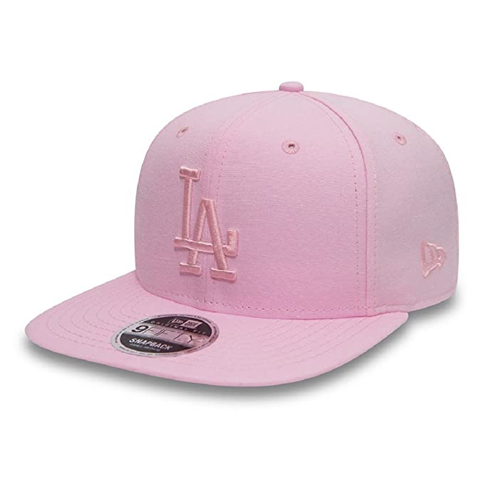 Gorra New Era - 9Fifty Mlb Los Angeles Dodgers Oxford rosa rosa  Amazon.es   Ropa y accesorios 4ce65c80ed7