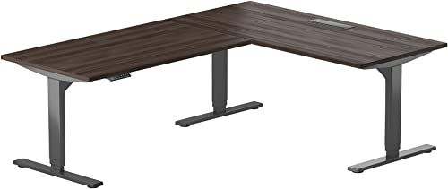 Progressive Desk L Shaped Standing Desk 78″x60″