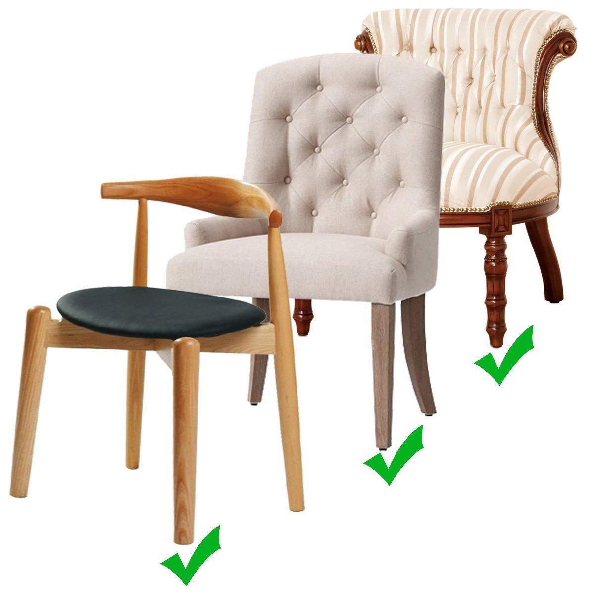 Melonboat Chair Leg Floor Protectors With Felt Furniture
