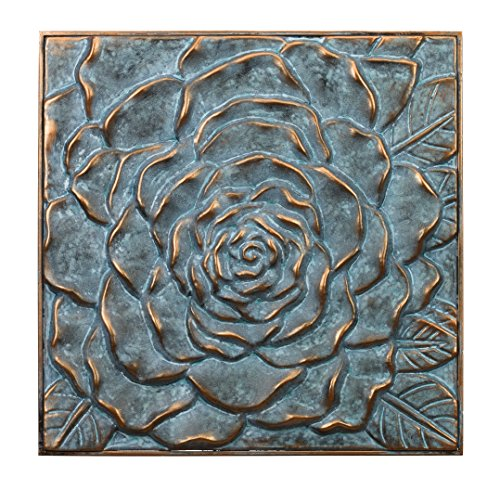 Regal Art & Gift Blue Rose Wall Decor 16