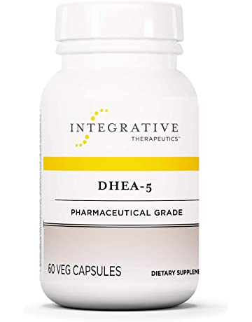 Integrative Therapeutics - DHEA-5 - Adrenal and Thyroid Function and Healthy Aging - 60