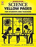 img - for Science Yellow Pages: For Students and Teachers by Kids' Stuff (2002-01-01) book / textbook / text book