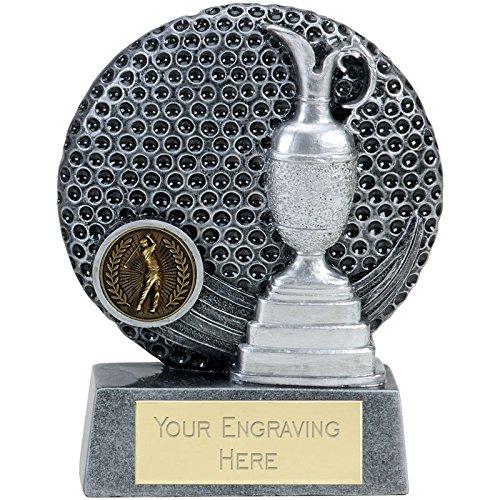 Trofeo de golf Copa y Bola Premio 12,5 cm Grabado gratuito hasta ...
