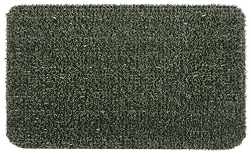 GrassWorx Clean Machine Flair Doormat, 18