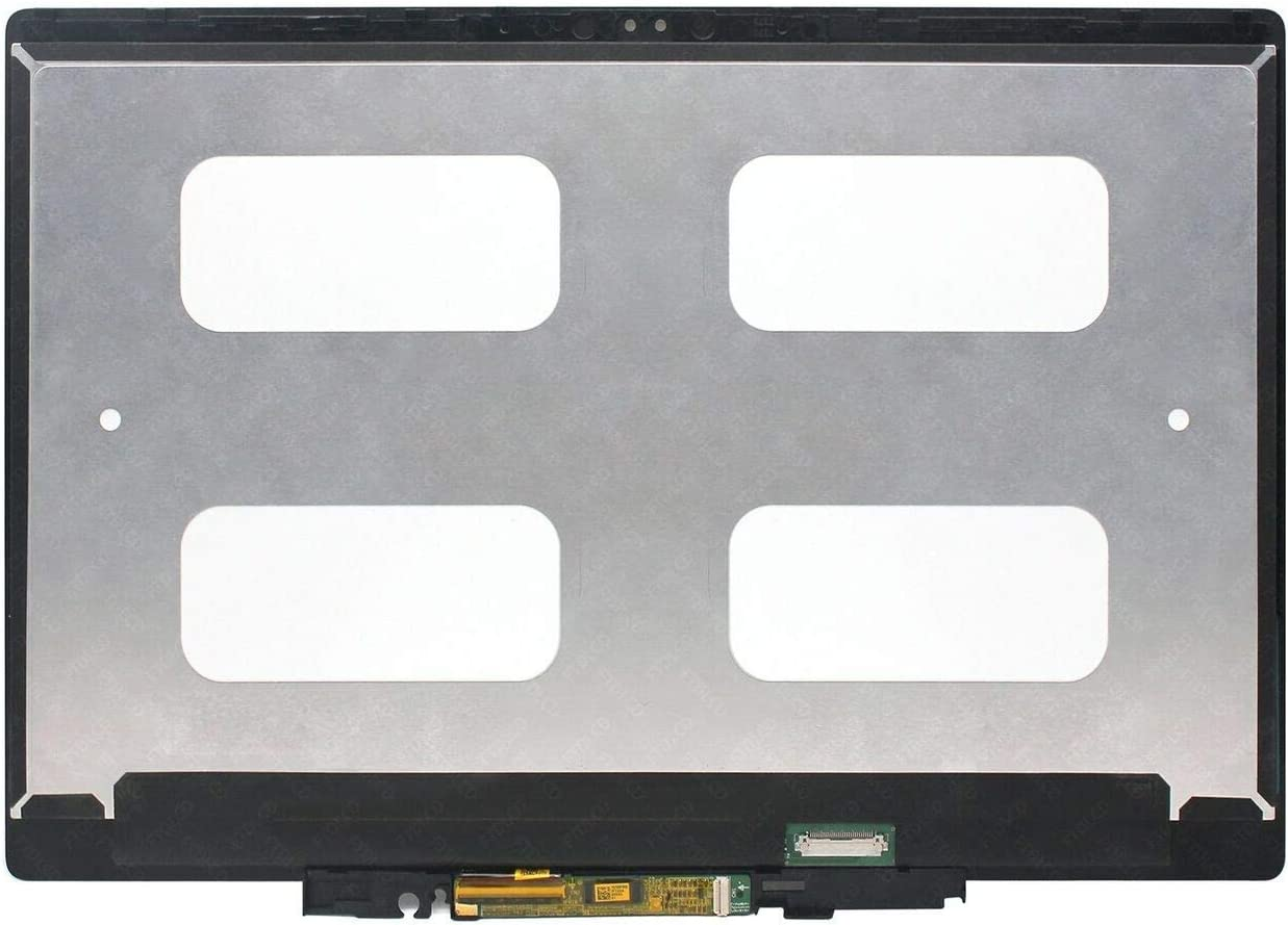"""FOR DELL 13.3"""" FHD LCD Screen Display Touch Digitizer Bezel Assembly Inspiron 13 7373"""