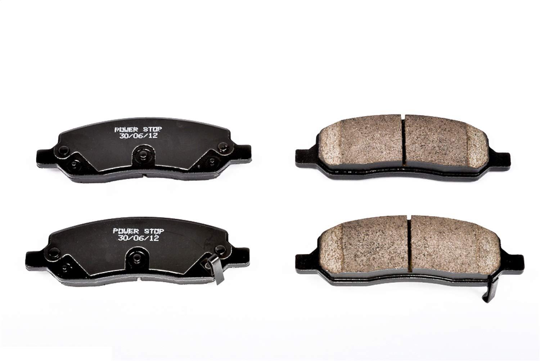 16-1172 Z16 Ceramic Brake Pad Power Stop