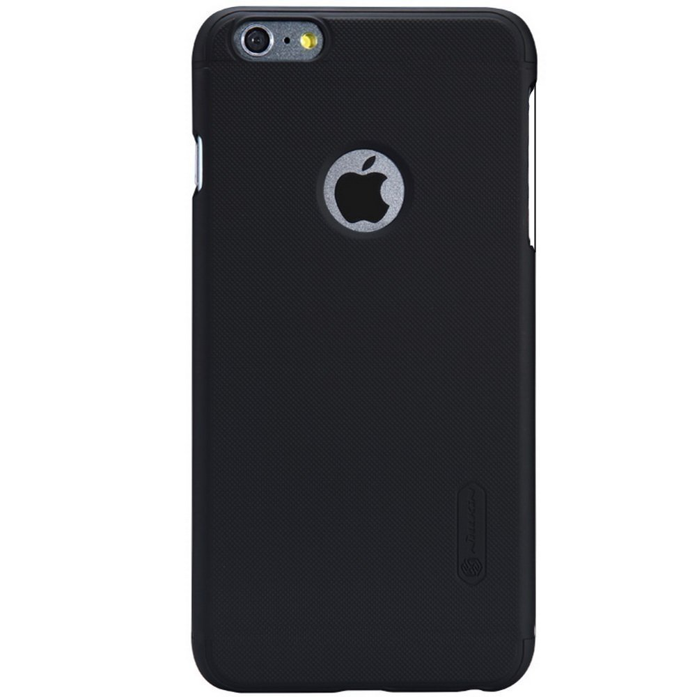 Nillkin Polycarbonate Back Cover for Apple iPhone 6/iPhone 6s   Black Cases   Covers