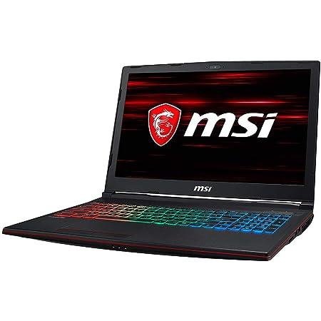 Notebookgamer - Msi Gl73 I7-8750h 2.20ghz 16gb 500gb Híbrido Geforce Gtx 1050ti Windows 10 Home 17,3