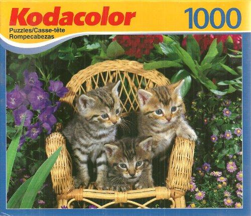 Bitty Kitty (Kodacolor Bitty Kitties 1000 Piece Jigsaw)
