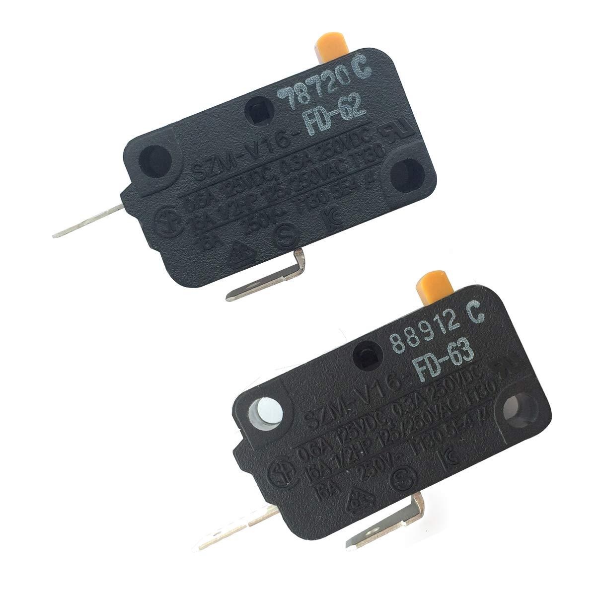 LONYE SZM-V16-FD-62 SZM-V16-FD-63 Microwave Switch for GE Starion Microwave