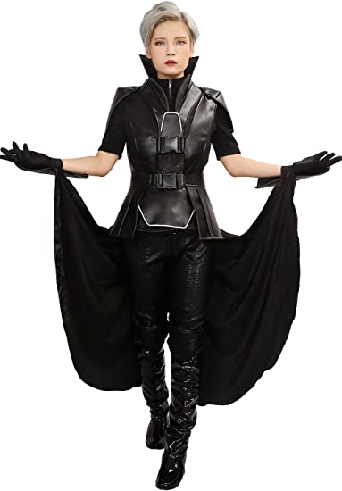 Xcostume X-Men: Disfraz de tormenta de Apocalipsis para Cosplay de ...