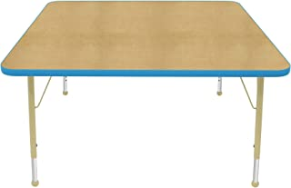 "product image for 48"" Square Table"
