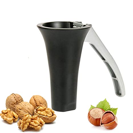 Amazon.com: lvdd Nut Cracker Heavy Duty acero inoxidable ...