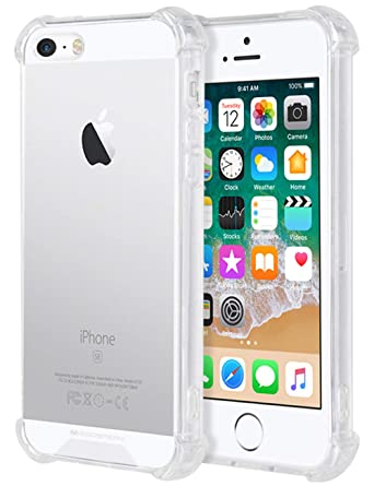 iPhone 5s Crystal Case Clear
