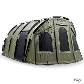 Lucxu0026reg; u0027Bigfootu0027 Bivvy XXL 2- 6 Man / fishing tent / carp  sc 1 st  Amazon UK & Lucx® u0027Bigfootu0027 Bivvy XXL 2- 6 Man / fishing tent / carp tent ...