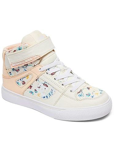 DC Sneaker Kids Spartan High EV Sneakers Girls