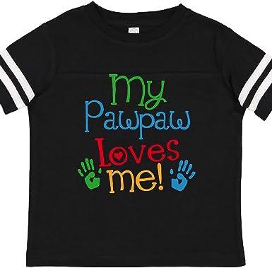 inktastic I Love My Pawpaw Toddler T-Shirt