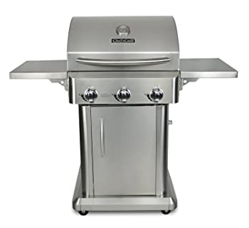 CHEF'S GRILL 3-Burner 552sq. in Gas Grill