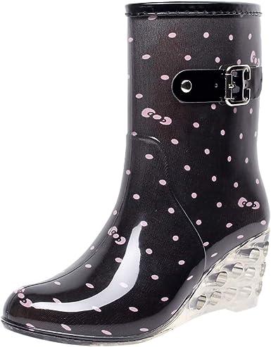 Women's Non-Slip Rain Boots Outdoor