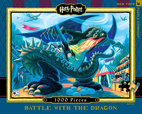 1000 piece puzzles harry potter - 8