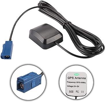 ADAPTATEUR GPS poste antenne magnétique prise SMA male autoradio GPS double din