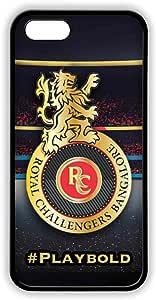 Macmerise Rcb Stadium Logo Lite Case For Iphone 5/5S