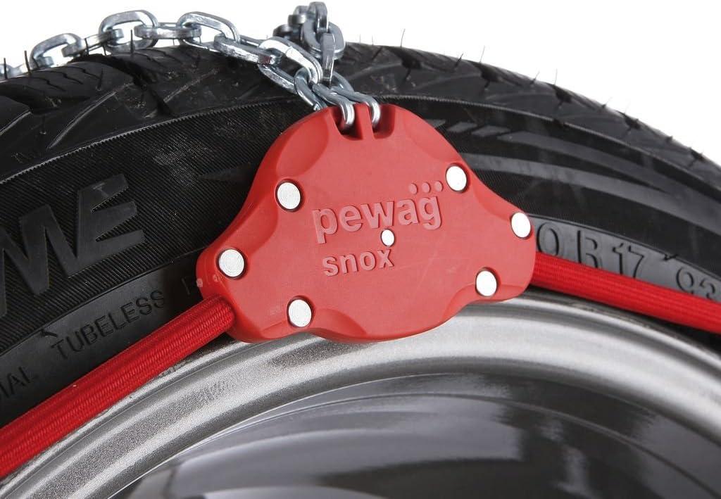 pewag 88972 Snow Chains SXP 540 2 pieces