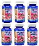 MaritzMayer Raspberry Ketone Lean Advanced Weight Loss Supplement 60 Capsules Per Bottle (360)