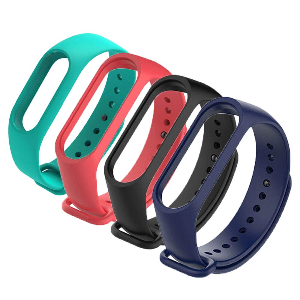 Repuesto Mallas Para Reloj Xiaomi Mi Band 3 (16-22cm)