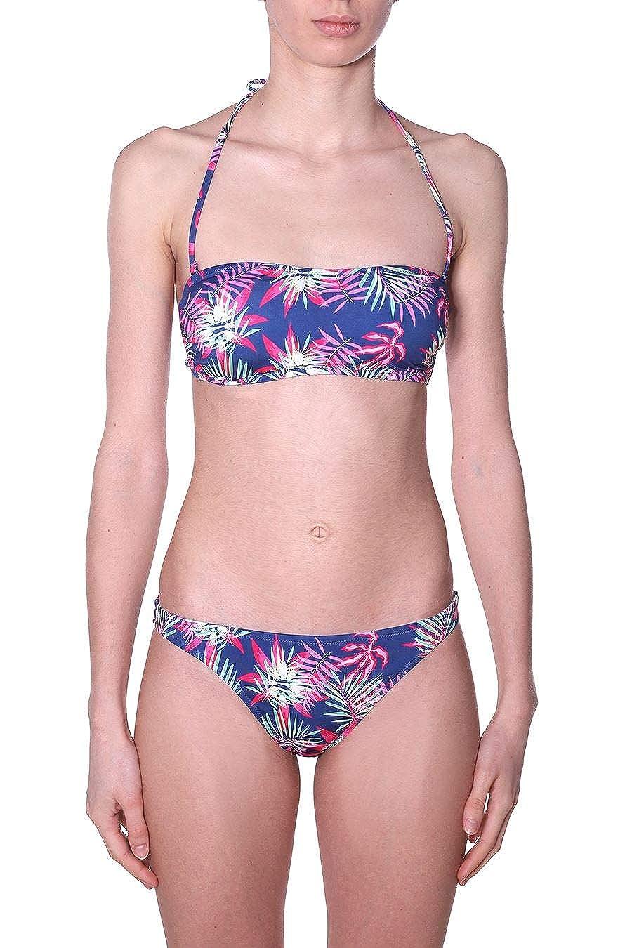 007 Navy  SUNDEK Marica W168KNL36PG PESD Bikini pour Femme