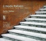 Javier Nunez A Modo Italian Italian Music Harpsichord ca.1600