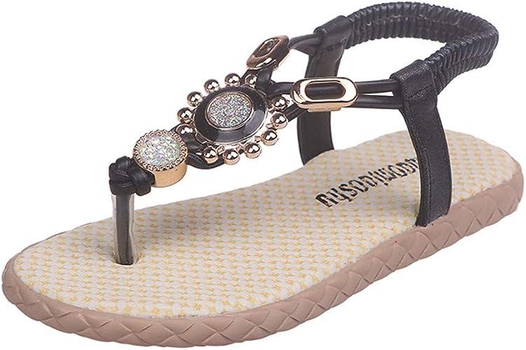 WINJIN Sandales Enfants Été, Chaussures Nu Pieds Claquettes