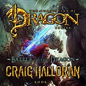 Battle of the Dragon Audiobook