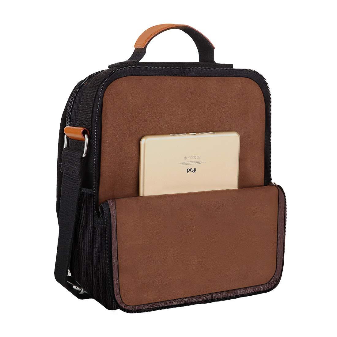 Small Shoulder Bag Messenger Bag Travel Bag Business Bag Working Bag