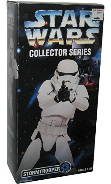 Amazon Com Star Wars Han Solo And Luke Skywalker In Stormtrooper Gear Limited Edition Collector Series Action Figures Set By Kenner Toys Games