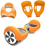 [WheelElite] Silicone Case Scratch Protector Wrap Rubber Cover Protective Skin for 6.5 Inch Hover Board 2 Wheels Self Balance Scooter