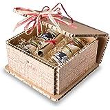 Cestas regalo - Regalos gourmet con 7 productos con Trufa Italiana y Toscana