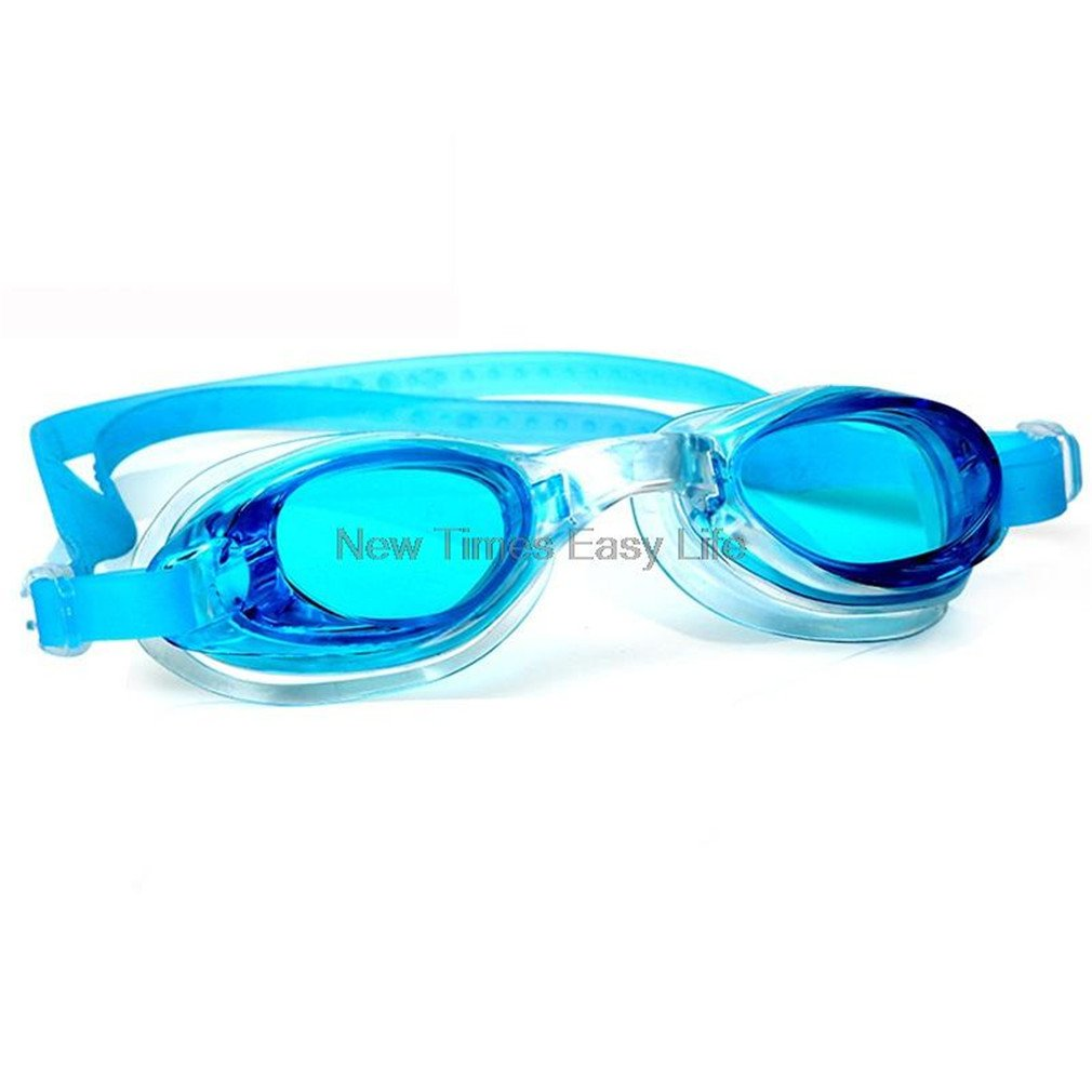 bd968ed4be8 Amazon.com   Water Sports Swimming Glasses Goggles Underwater Diving  Eyeglasses Eyewear Swimwear For Men Women Children Black   Sports   Outdoors
