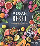 img - for Vegan Reset: The 28-Day Plan to Kickstart Your Healthy Lifestyle book / textbook / text book