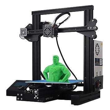 XLST Modelos 3D Impresora Actualizado Magnético Construir Plato ...