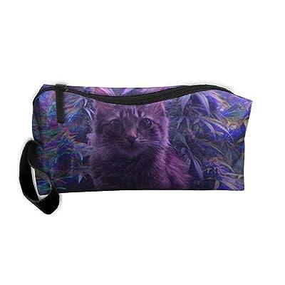 Dshgp-1 Cute Cat Fashion Waterproof Multifunction Portable Storage Luggage Bag